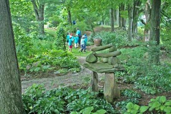 Bedrock Gardens: Cairn