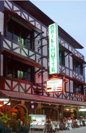 Grillhutte Restaurant