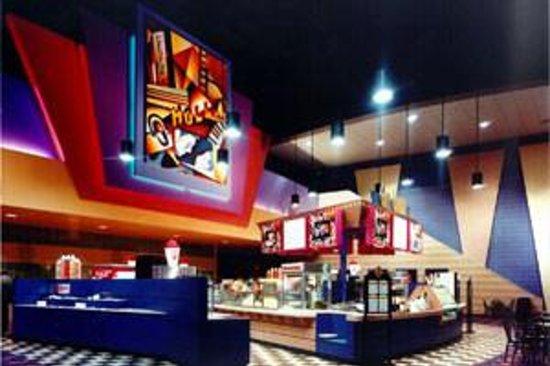 Cinemark Century Park Lane 16 Movie Theater Reno Nv