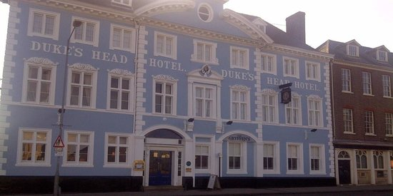 Turner's Restaurant: Dukes Head Hotel