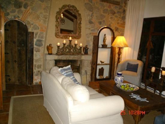 Casa Encantada : living