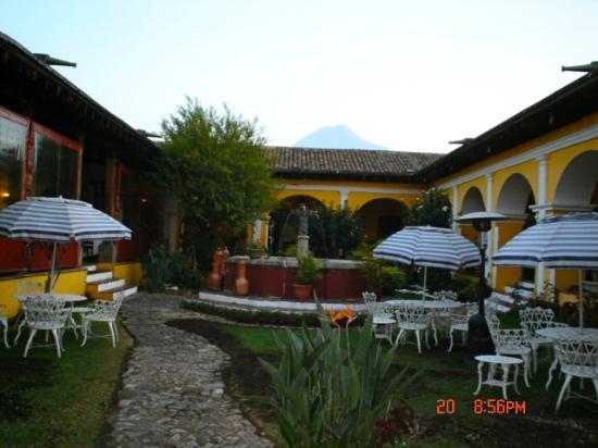 Hotel Convento Santa Catalina: retsurante