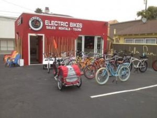 Pedego Huntington Beach - Private Tours
