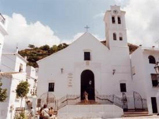 Church of San Antonio