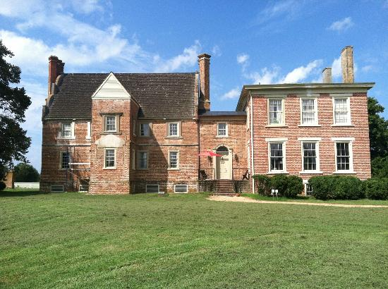 Surry, VA: Bacon's Castle