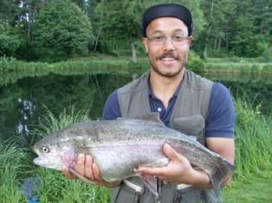 Albury Fisheries: Fine Rainbow