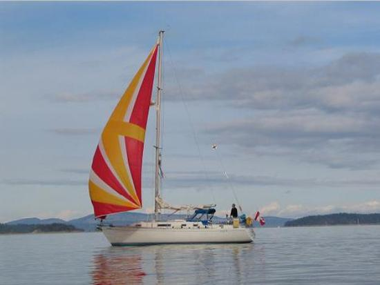 The Ocean Beckons Gulf Islands Charter Resmi