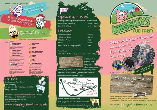 Wiggleys Fun Farm
