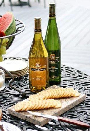 Casa Larga Vineyards: Perfect Pairing