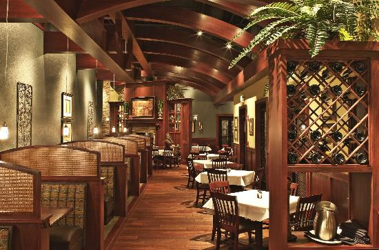 Connors Steak & Seafood: Connors Dining Room