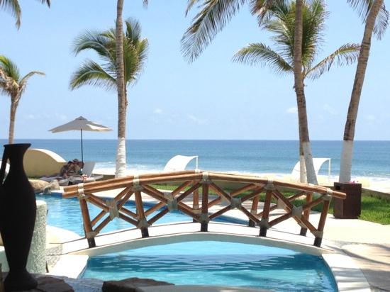 Bel Air Collection Resort & Spa Los Cabos: view from restaurant