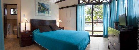 Kenaki Lodge: chambre bungalow 4 personnes