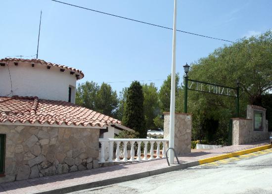 Restaurante El Pinar: Main Entrance