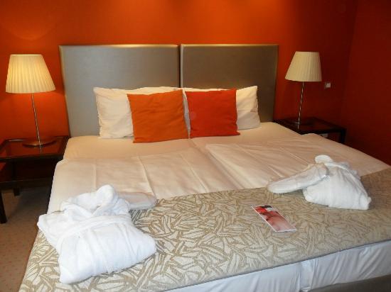 Austria Trend Hotel Savoyen Vienna : Habitación