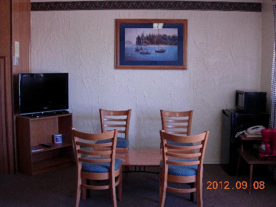 Century II Motel: sweet