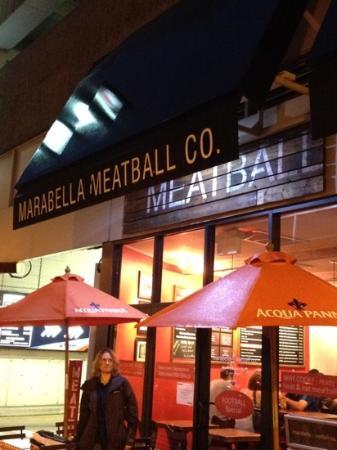 Marabella Meatball Co.