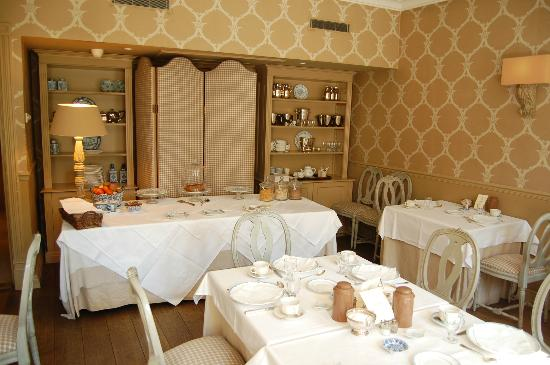 Paleis Hotel: Breakfast room - breakfast not included