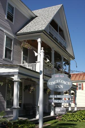 Old Stagecoach Inn: Front