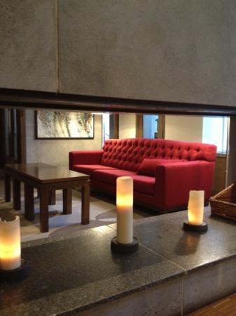 Hotel 71: Lobby en après-midi