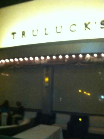 Truluck's Seafood, Steak and Crab House: TRULUCK'S LA JOLLA