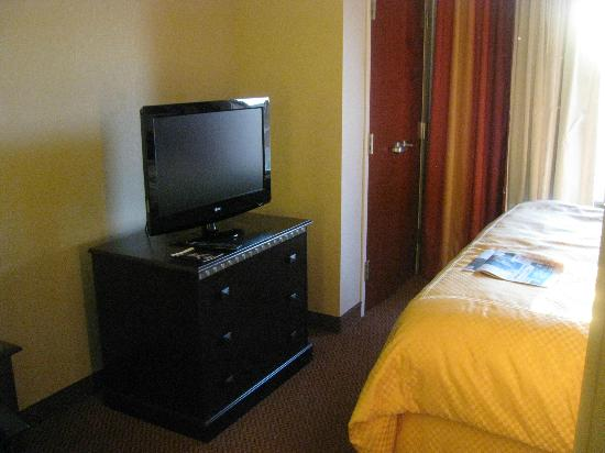 Comfort Suites Manchester: Television