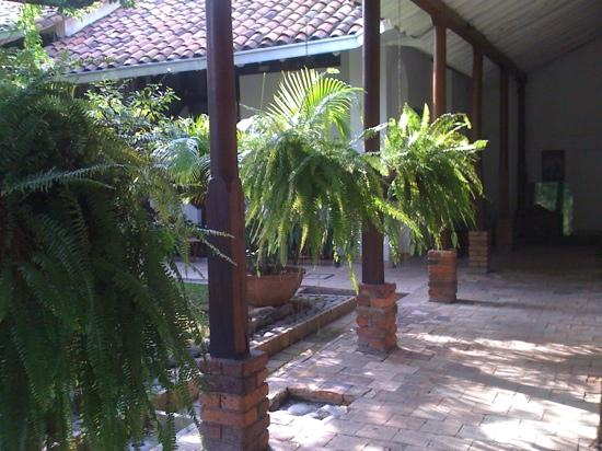 El Museo de La Merced: Patio interior 2