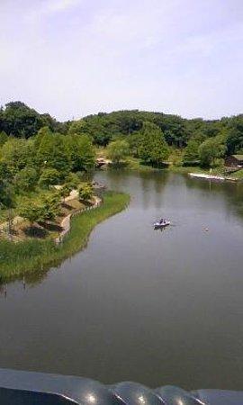 船橋市, 千葉県, 湖