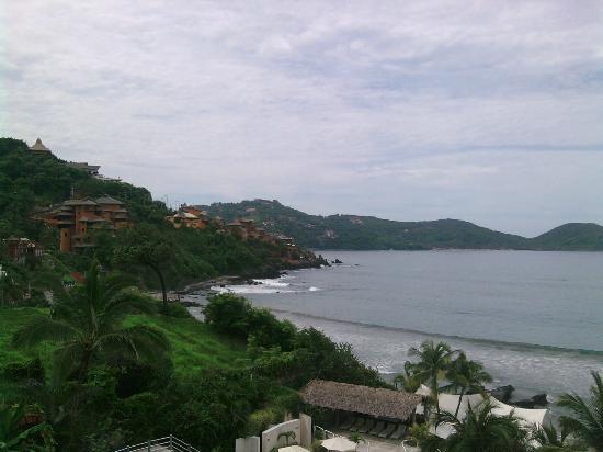 Aura del Mar Hotel: la vista muy impresionante..!!!