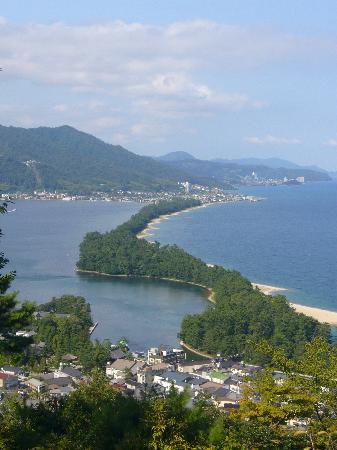 Miyazu, Japan: 天まで届く