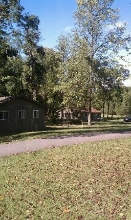 ‪‪Cowan Lake State Park‬: Cottages