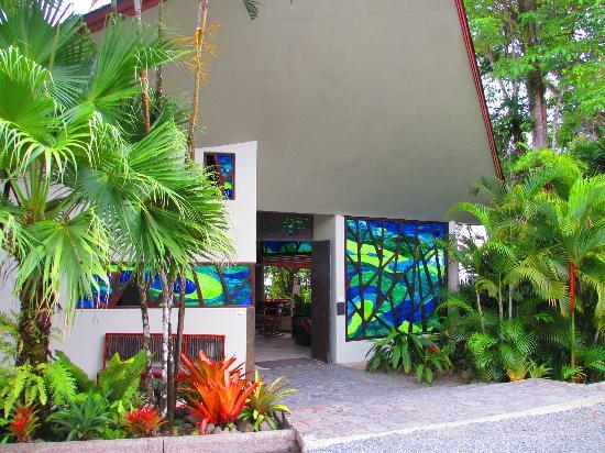 Hotel Si Como No: Front of Hotel