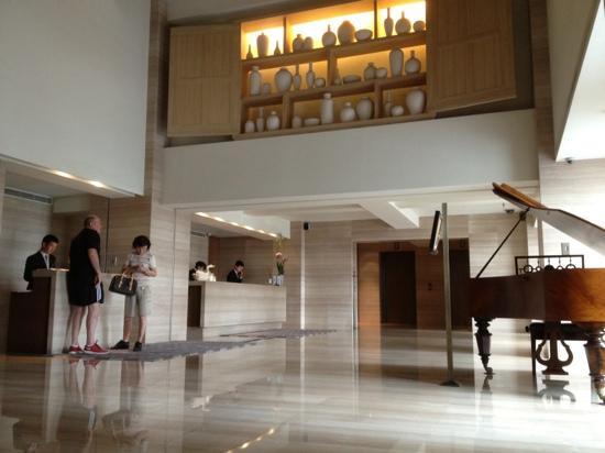 Les Suites Orient, Bund Shanghai : lobby