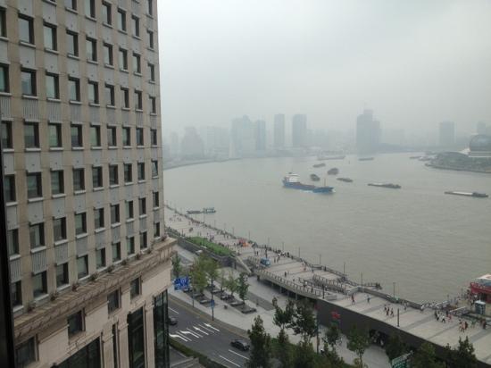 Les Suites Orient, Bund Shanghai : view