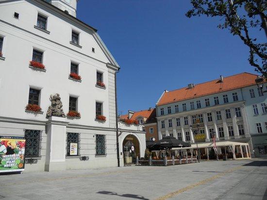 Rynek, Gliwice : City Hall
