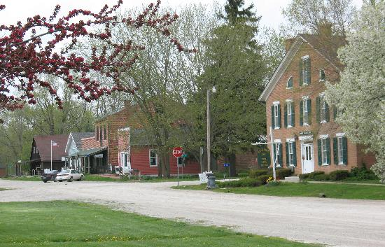 Bentonsport National Historic District