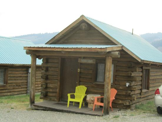 Triangle C Ranch : our cozy cabin