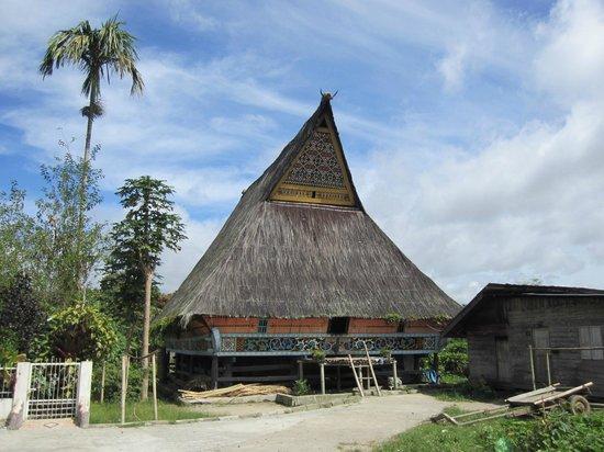 Северная Суматра, Индонезия: Rumah Adat