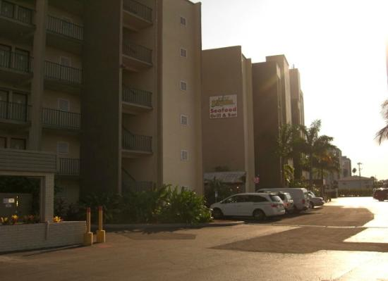 BEST WESTERN Fort Myers Waterfront: The two Buildings of the hotel
