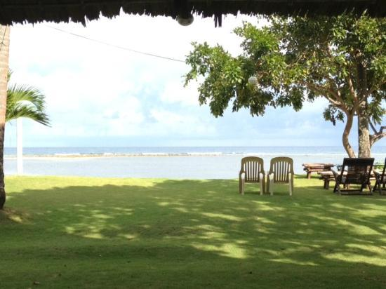 Punta Bulata Resort & Spa: View when you step out of the Cabana Room