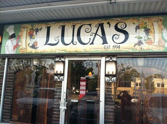 Cuisine Of Ischia In A Somerset Strip Mall Review Luca S Ristorante Nj Tripadvisor
