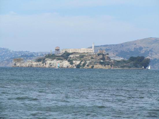 Holiday Inn San Francisco Fishermans Wharf: Alcatraz