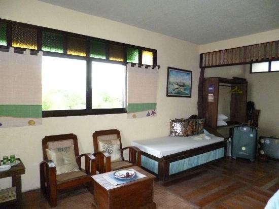 Bohol Bee Farm: room(Panglao room)