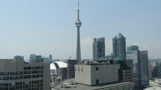 View from toula restaurant bar 38th floor picture of for 1 harbour square 38th floor toronto on m5j 1a6