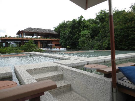 Sri Panwa Phuket Luxury Pool Villa Hotel : grounds