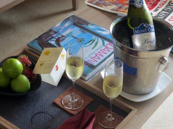Sri Panwa Phuket Luxury Pool Villa Hotel: Complimentary
