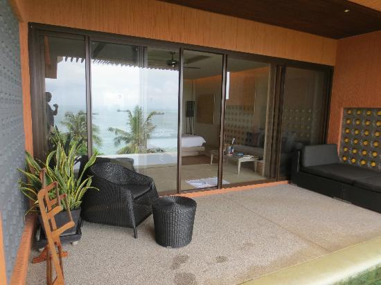 Sri Panwa Phuket: room