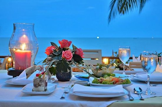 Image result for dinner by the sea