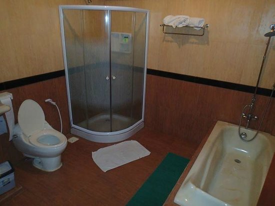 Bintan Agro Beach Resort: Bathroom