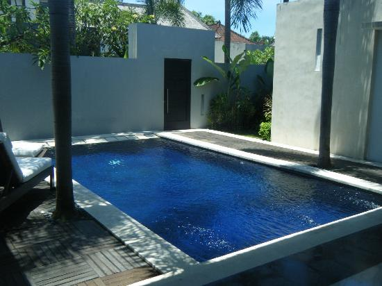 The Seminyak Suite Private Villa: beautiful pool