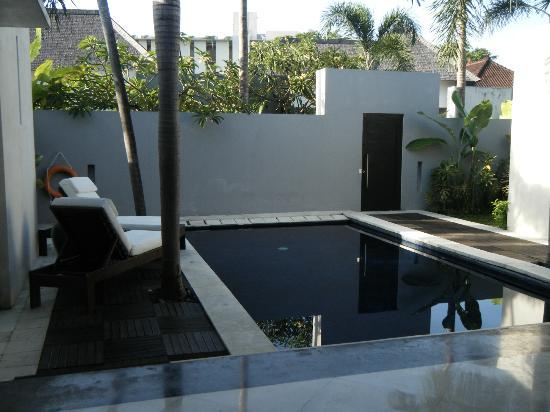 The Seminyak Suite Private Villa: pool